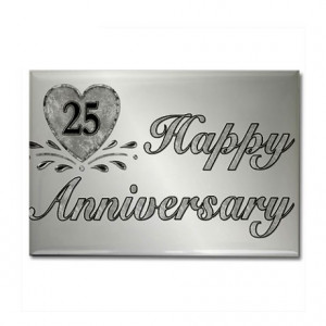 25th Anniversary Quotes For Him For Husband For Boyfriend For Parents ...
