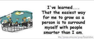 what i ve learned in my life funny quotes with image
