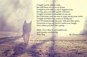 Poems About Dogs in Heaven