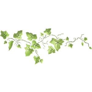 Designer Stencils Large Ivy...