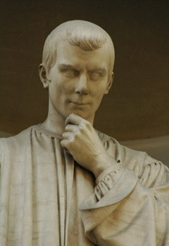 ... Machiavelli said or implied, something that has caused profound and