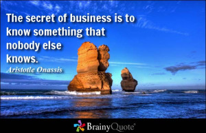 Interesting Business Quotes