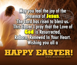 Happy Easter Religious Messages Cute happy easter quotes