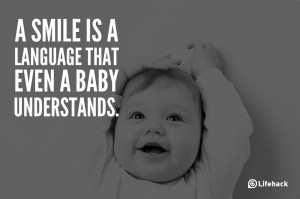 Quotes About Baby Smiles Quotes about babies smile
