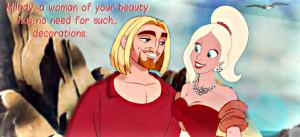disney crossover Movie Quote Crossover Contest Round 14 Robin Hood