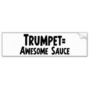 trumpet sayings