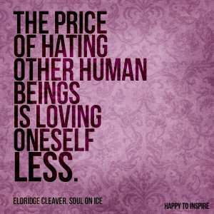 Quote of the Day: Hating Other People
