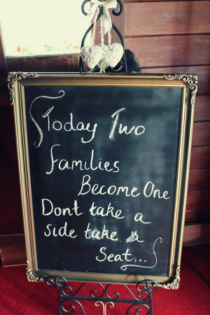 Wedding, quotes, sayings, cute sign, pictures