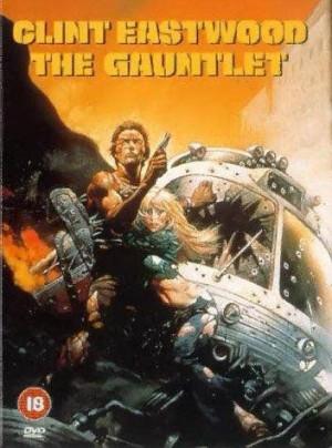 The Gauntlet (1977) Clint Eastwood & Sondra Locke.