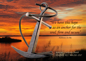 Anchor Quotes From The Bible Anchor of hope