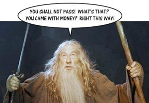 Related with Famous Gandalf Quotes