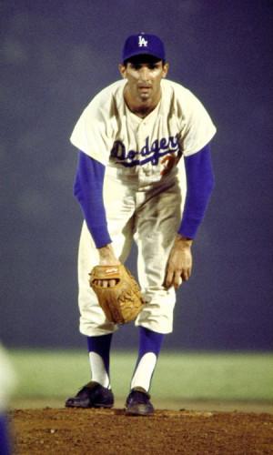 Sandy Koufax A Pitchers Pitcher