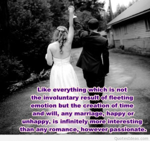 picture new marriage quote