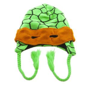 Teenage Mutant Ninja Turtles Orange Laplander Hat