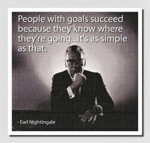 Earl Nightingale On The Importance Of Having Goals