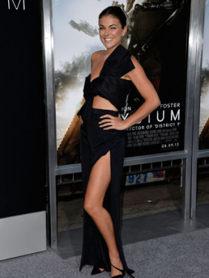 Elysium Premiere Matt Damon