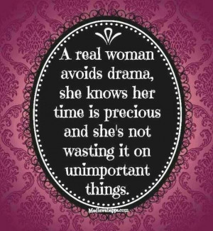 Don't waste your time on someones drama!