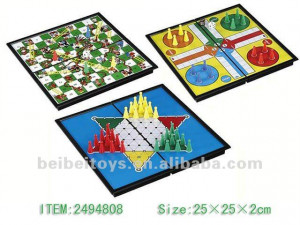 how to play chinese checkers with 3 people