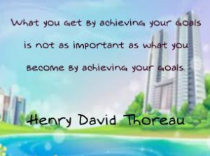 Motivational Quotes by Henry Thoreau