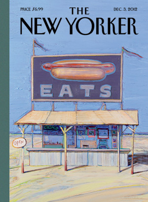16 Awesome Quotes From the New Yorker's Food Issue