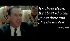 Glory Road Quotes Glory road: