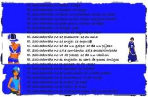 el salvador words Image
