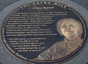 Clara Barton Biography – Organizer of the American Red Cross