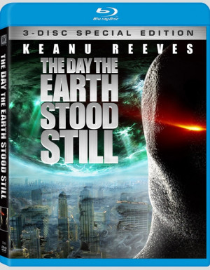 The Day The Earth Stood Still (US - DVD R1 | BD RA)