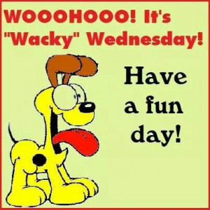 Wacky Wednesday Quotes. QuotesGram