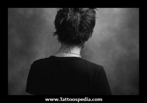 Nick Cassavetes Neck Tattoos » Zodiac Sign Tattoos On Neck