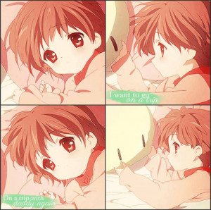 Sad Anime Quotes Tumblr Anime quote #128 by anime-