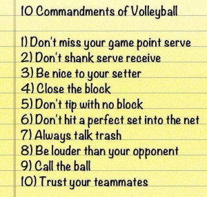 ... for this image include: libero, quotes, volley, volleyball and setter