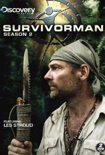 Survivorman (2004) Poster