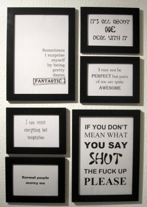 Displaying 18> Images For - Wall Art Words Framed...