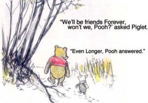 ... lovely Winni Pooh. And now you may read som wise qotes from cute bear