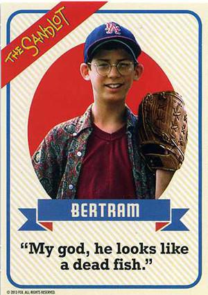 The Sandlot 20th Anniversary Blu-ray Baseball Card Gallery