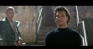 patrick swayze roadhouse be nice