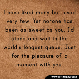 Posted at March 15, 2013 // Love Quotes