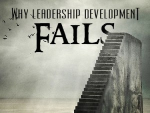 The #1 Reason Leadership Development Fails