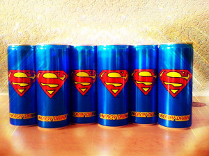 Energy Drink Can Collection