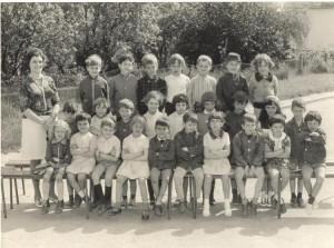 1970 - CP ecole Henri Barbusse - Ecole henri barbusse