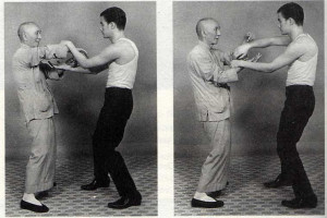 Bruce lee workout wing chun and Yip Man