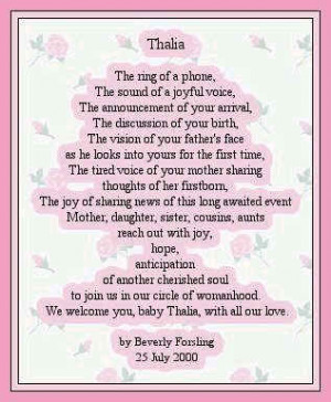 Funeral Poems, verses, quotes: Baby Poems, verses, quotes