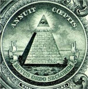 The Eye on the Dollar Bill & Aliester Crowley