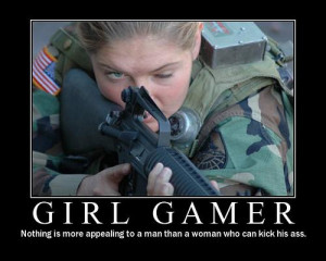 Gamer and I'm a Girl
