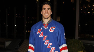 You are at: Home » Hockey » McDonagh named captain; Staal, Girardi ...