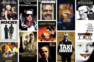 This is the big list, the top 100 movie quotes as created and compiled ...