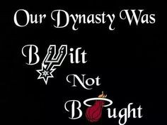 SPURS BEAT THE HEAT More