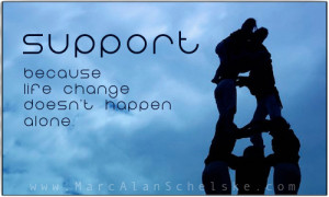 Quote - Support
