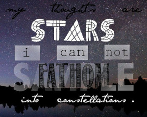 Wall Quotes Hipster Hipster john green quote wall